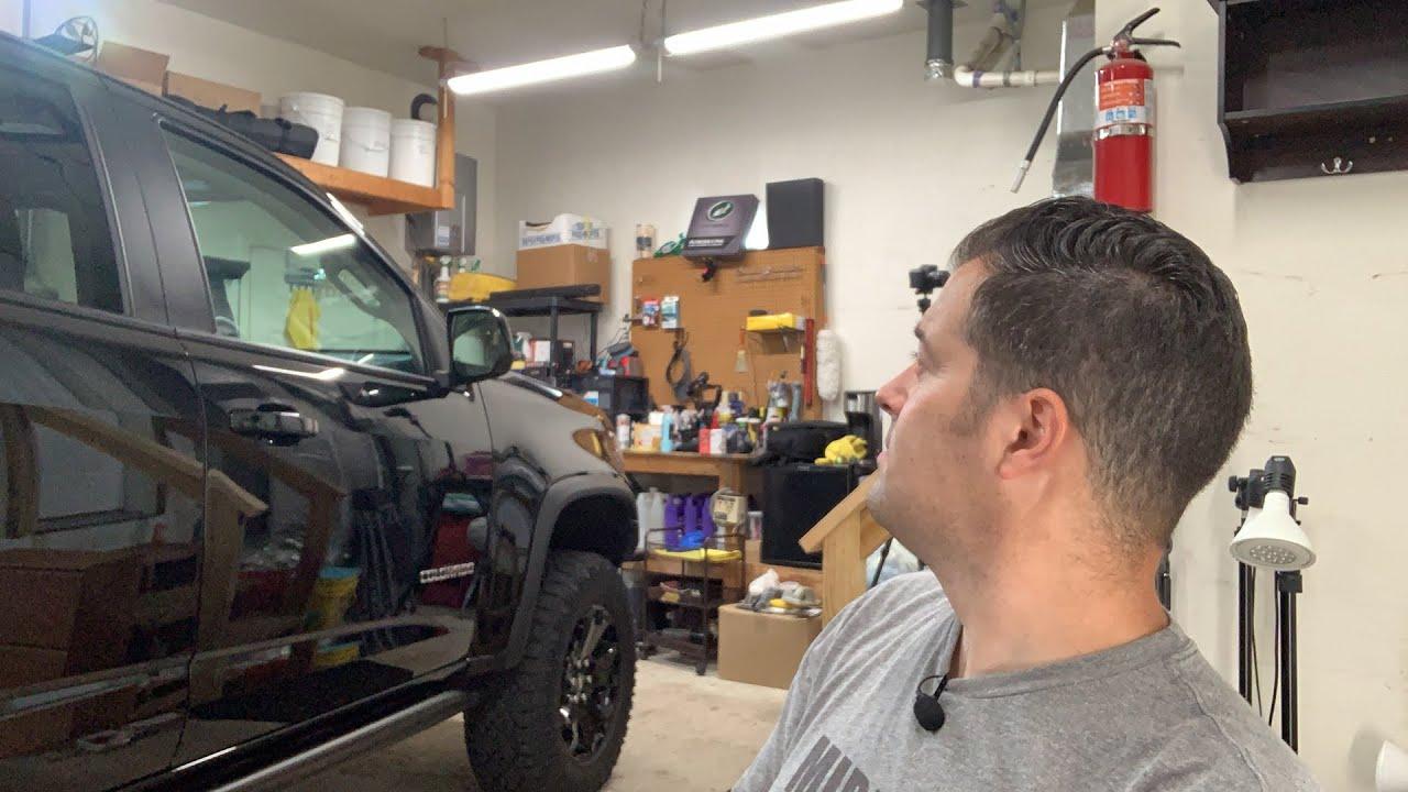 Updates on the new garage!