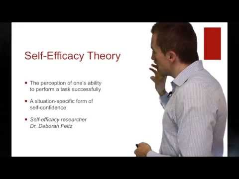 What is Self-Efficacy in a Sport Context?