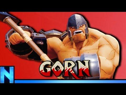 Best Multiplayer VR Fighting Action! - GORN