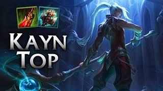 Soulhunter Darkin Sustain Kayn - League of Legends Commentary
