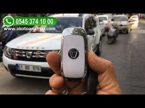 Dacia Duster Anahtar Yapımı | Yedek Kopyalama - Oto Anahtarcı İstanbul