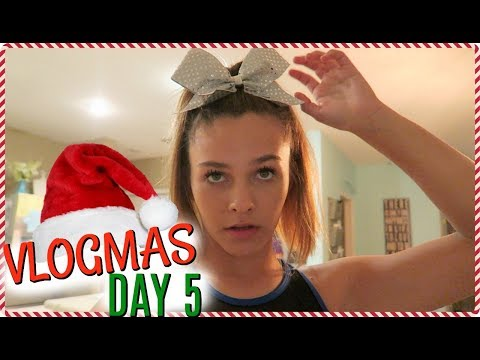 VLOGMAS 2017! YOU MIGHT NOT BE GROUNDED FOREVER AFTER ALL!