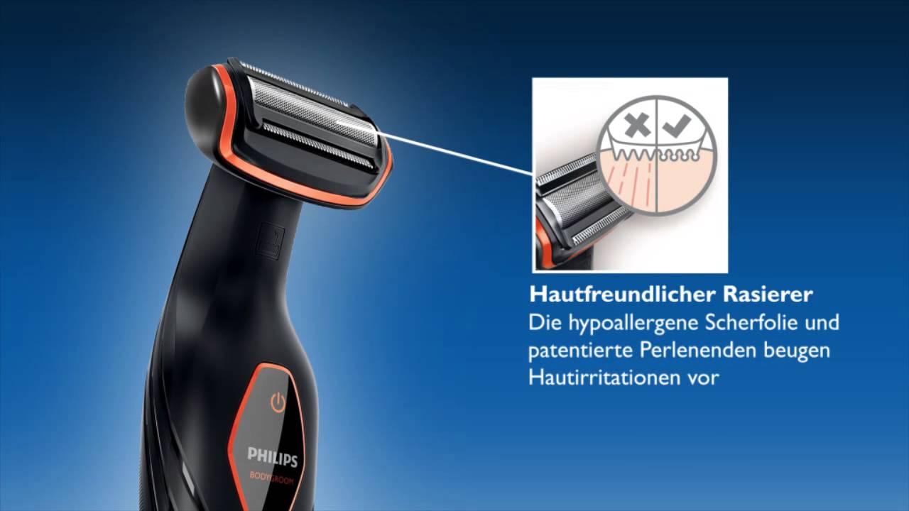 Ξυριστική μηχανή σώματος Philips BG2024 15 - YouTube 2c5fda49b16