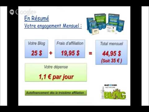 Empower Network Belgique France Suisse