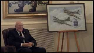 Samuel Smith, WWII Vet, Awarded Distinguished Flying Cross