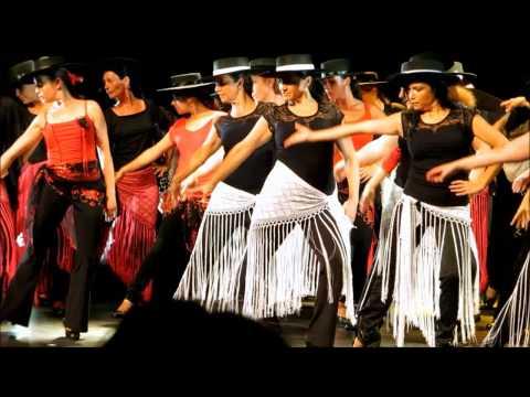 Gala flamenco école Arte Passion 2015 - Une boutique fantasque