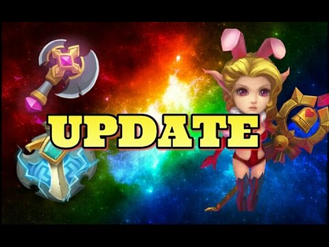 Castle Clash Update Is Here! Rolling For Candy Kane!
