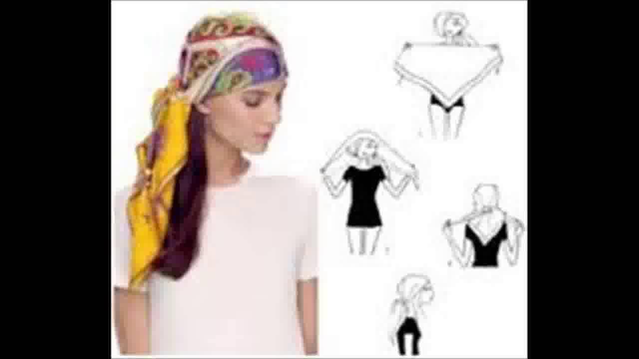 How To Tie A Girl Pirate Bandana Kadakawaorg