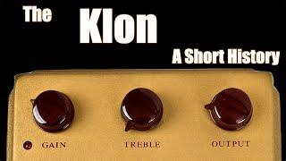 The Klon: A Short History, featuring Jeff McErlain