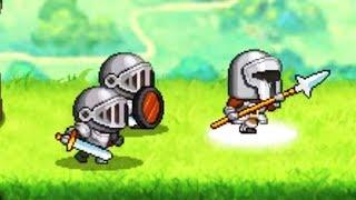 WALKI MAŁYCH RYCERZY! - Kingdom Wars