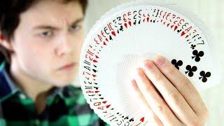 НЕ ПУДРИ КАРТЫ! 4 СТАДИИ ЖИЗНИ ИГРАЛЬНЫХ КАРТ
