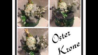 DIY: Krone aus einer Dose (Blechdose) 29.01.2017