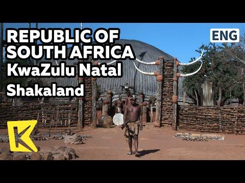 【K】South Africa Travel-KwaZulu Natal[남아공 여행-쿠아줄루나탈]줄루족 테마파크, 샤카랜드/Shakaland Zulu Village/Theme Park