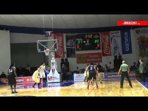 CB Santos gana la serie vs Indios de Cd Juárez de la Liga Nacional de Baloncesto Profesional