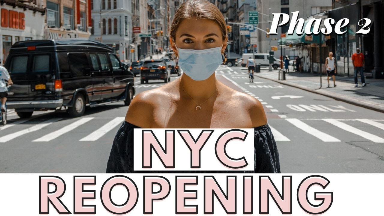 NYC Quarantine Vlog: Eating Outside For the First Time