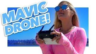 DJI Mavic Test Footage