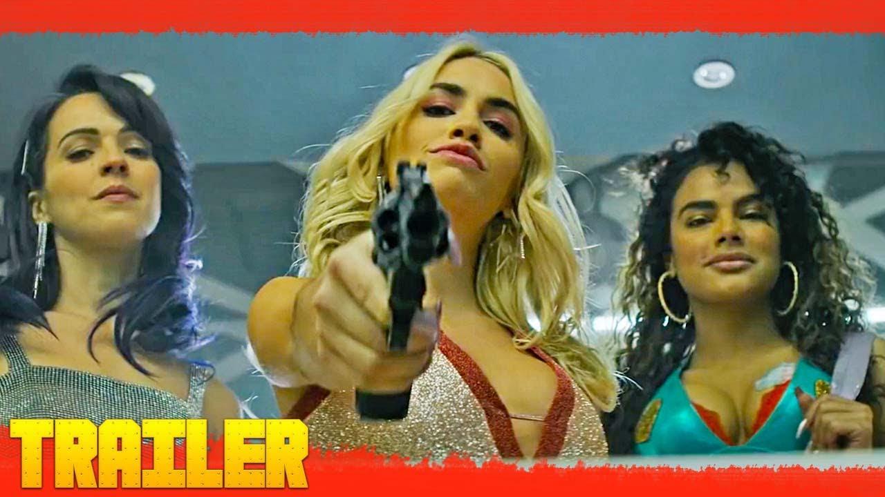 Sky Rojo (2021) Netflix Serie Tráiler Oficial Subtitulado