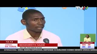 CANCRO PEDIÁTRICO EM MAPUTO