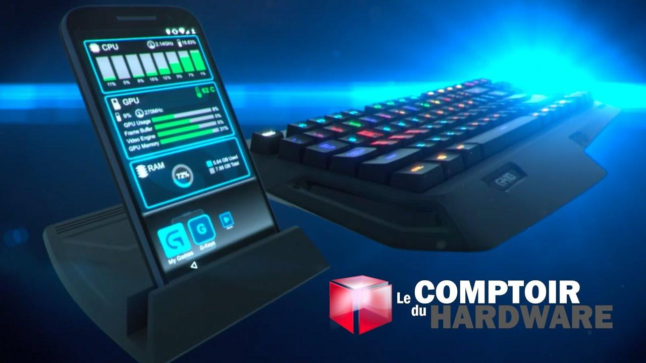 887348c1026 Nous avons essayé • Le Logitech G410 Atlas Spectrum - Le Comptoir du  Hardware