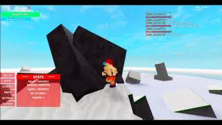 Playing DBM with my friend ALEJANDROXDAREHD / ROBLOX