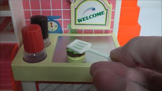 Making Mini Hamburger with Konapun こなぷん'83ハンバーガーショップ! thumbnail