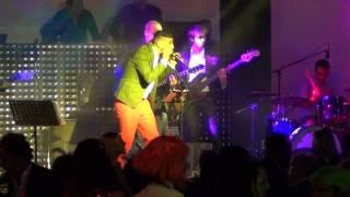 HITalians live DONOMA civitanova marche - banane e lampone cover