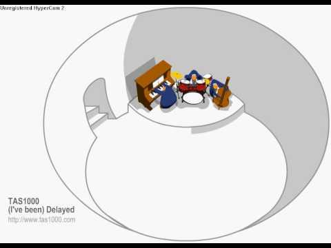Penguin Chat 3 Igloo