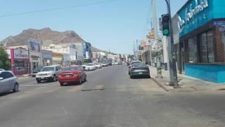 """""""Recorriendo"""" El Puerto de Guaymas Sonora"""