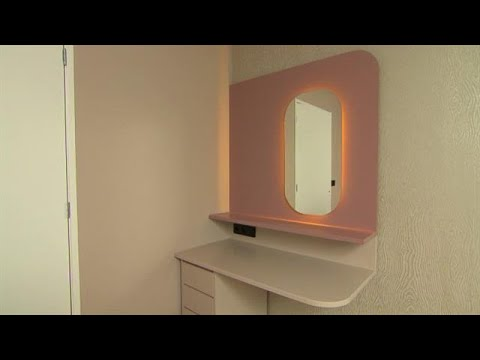 Uitgelezene DIY: kaptafel met verlichtte spiegel! - EIGEN HUIS & TUIN - YouTube TA-43