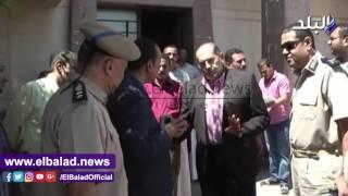 بالفيديو..محافظ سوهاج يكلف بإنشاء مظلة للمواطنين أمام الأحوال المدنية