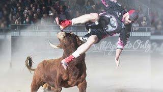 Salva Vidas de Rodeio 👊 Estilo Livre ║ Bull Fighters Freestyle