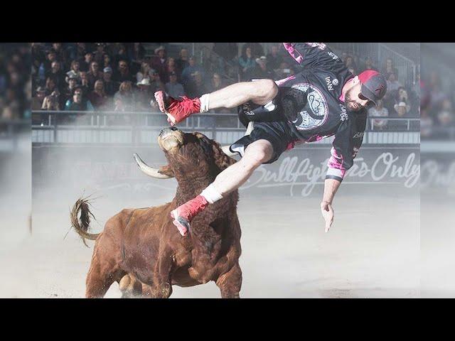 Salva Vidas de Rodeio 👊 Estilo Livre ║ Bull Fighters Freestyle #1