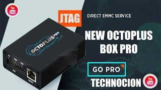 NEW Octoplus JTAG PRO Box for emmc and jtag ALLINONE