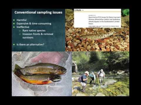 The EDNAtlas And Archive For Aquatic Taxa In Western North America