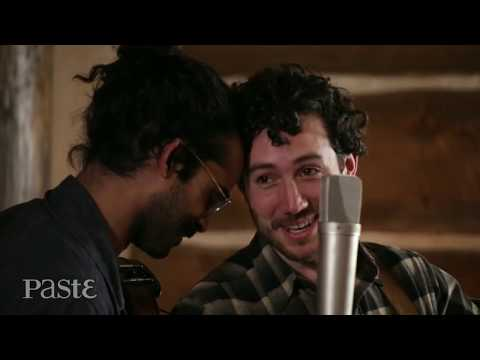Darlingside at Paste Studio NYC live from The Manhattan Center