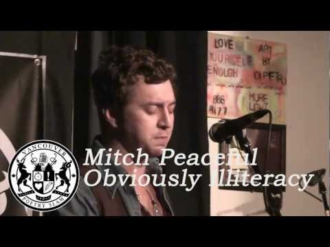 Mitch Peaceful - Obviously Illiteracy