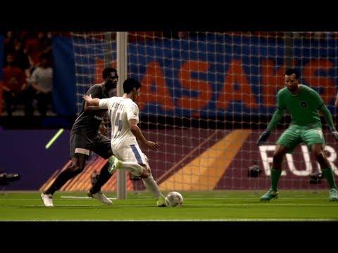 ЕВРОКУБКОВЫЙ ДЕБЮТ l FIFA 18 НАРОДНАЯ КАРЬЕРА #14