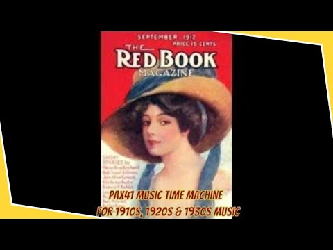 Ragtime To Jazz 1910s Music  @Pax41