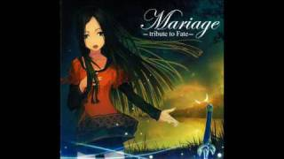 Track 8 of mariage - tribute to fate cd. 黄金の輝き (Ougon no Kagay...