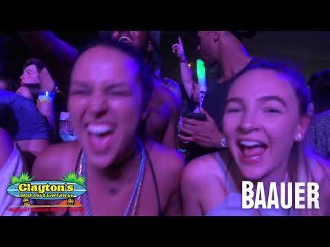 Baauer Live at Clayton's