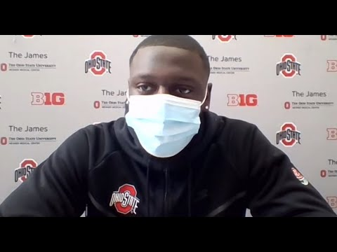 Marcus Hooker talks about his role at safety in 2020, advice he's gotten from brother Malik