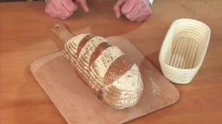 Brot & Brötchen selbst backen - Weißbrot