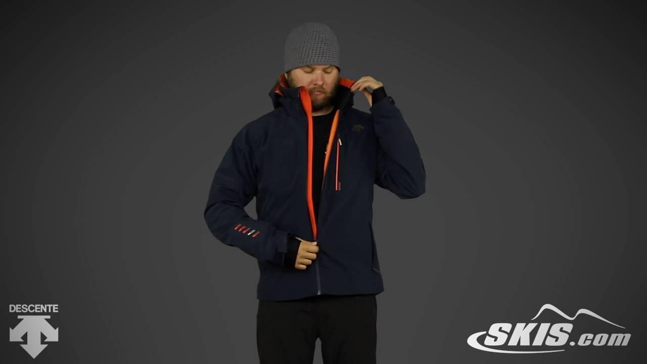 2017 Descente Regal Mens Jacket Overview By Skisdotcom