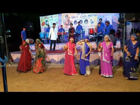 Himanshu Chaudhary & Bhavesh Gurjar(prajapati) Garba Badarpura,Ritham-Raj Beats palanpur