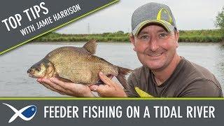 *** Coarse & Match Fishing TV ***Jamie Harrison - Feeder Fishing On A Tidal River