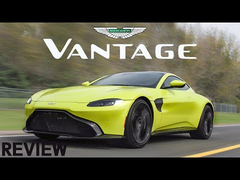2019 Aston Martin Vantage Review – Fast, Loud, and Green