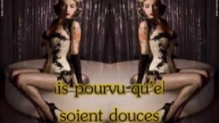 Mylène Farmer - Pourvu qu
