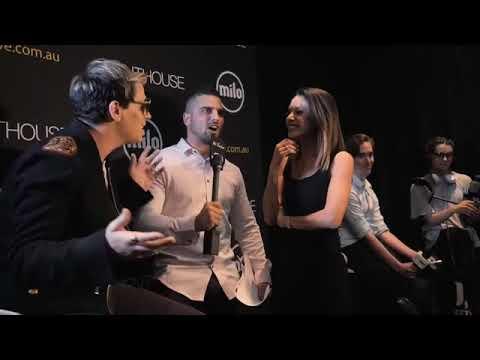 Майло Яннопулос спорит с журналисткой-мусульманкой в Сиднее