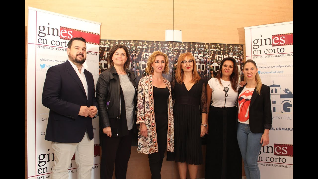 Homenaje a Mercedes Hoyos en el Festival Internacional Gines en Corto 2019