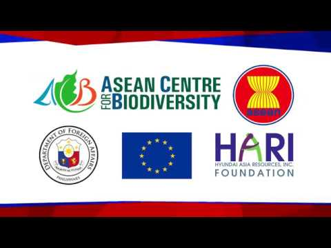 The 2017 ASEAN Biodiversity Heroes Award Ceremony